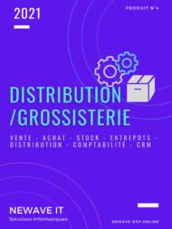 NeWave - Distribution