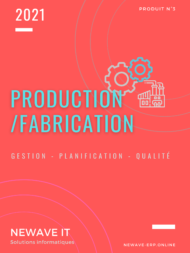 NeWave - Gestion Production
